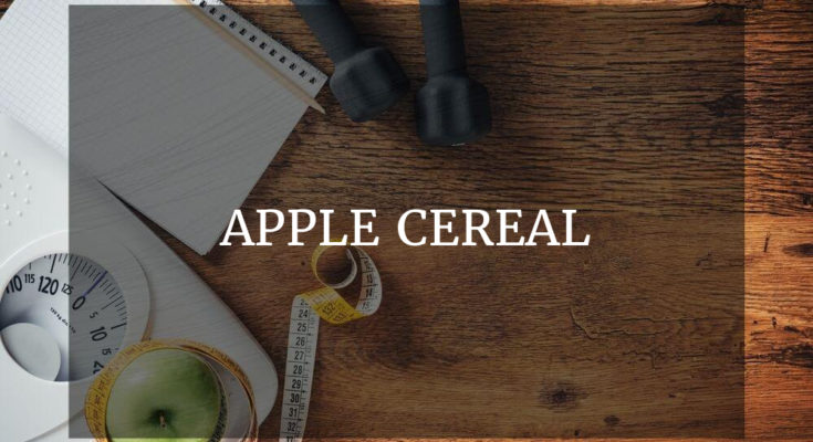 Apple Cereal