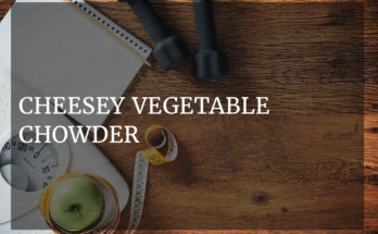 Cheesey vegetable chowder
