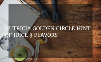 Nutricia Golden Circle Hint of Juice 3 Flavors