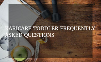 Karicare Toddler frequently asked questions