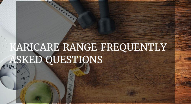 Karicare Range Frequently Asked Questions