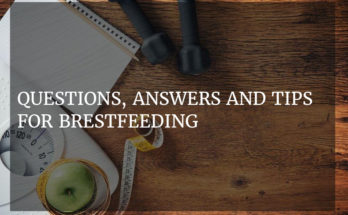 Questions, answers and tips for brestfeeding