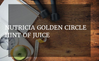 Nutricia Golden Circle Hint of Juice